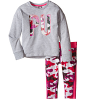 Puma Kids - Cropped Leggings & Top Set (Toddler)