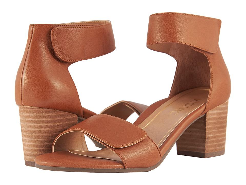 Vionic Solana (Tan Calf) High Heels
