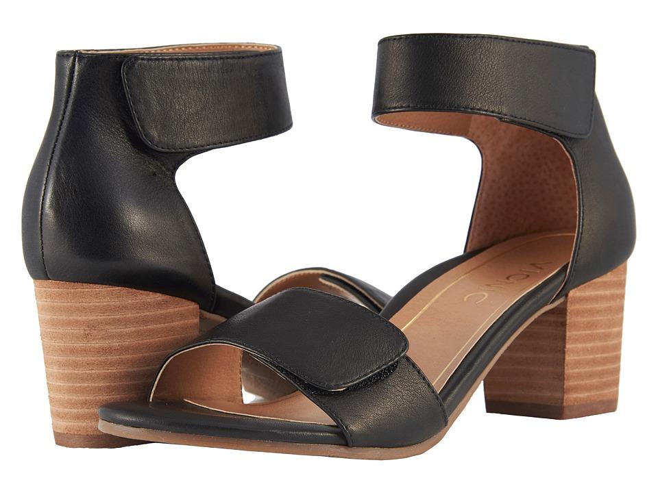 Vionic Solana (Black Calf) High Heels