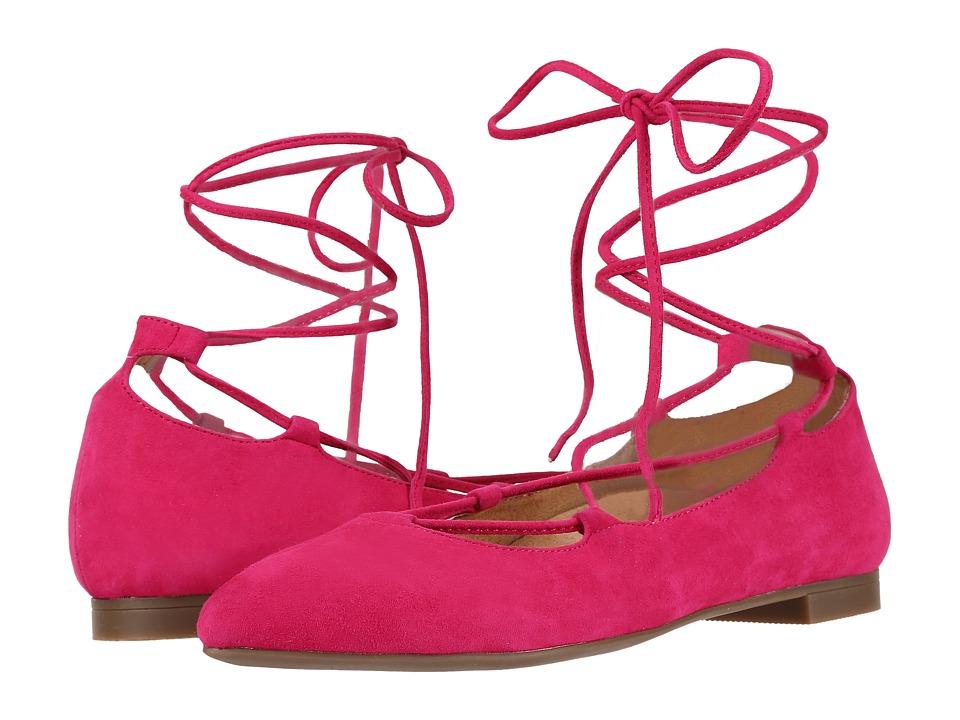 Vionic Lucinda (Pink) Women's Dress Flat Shoes