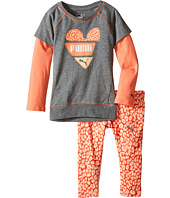 Puma Kids - Two-Piece Animal Print Set (Toddler)