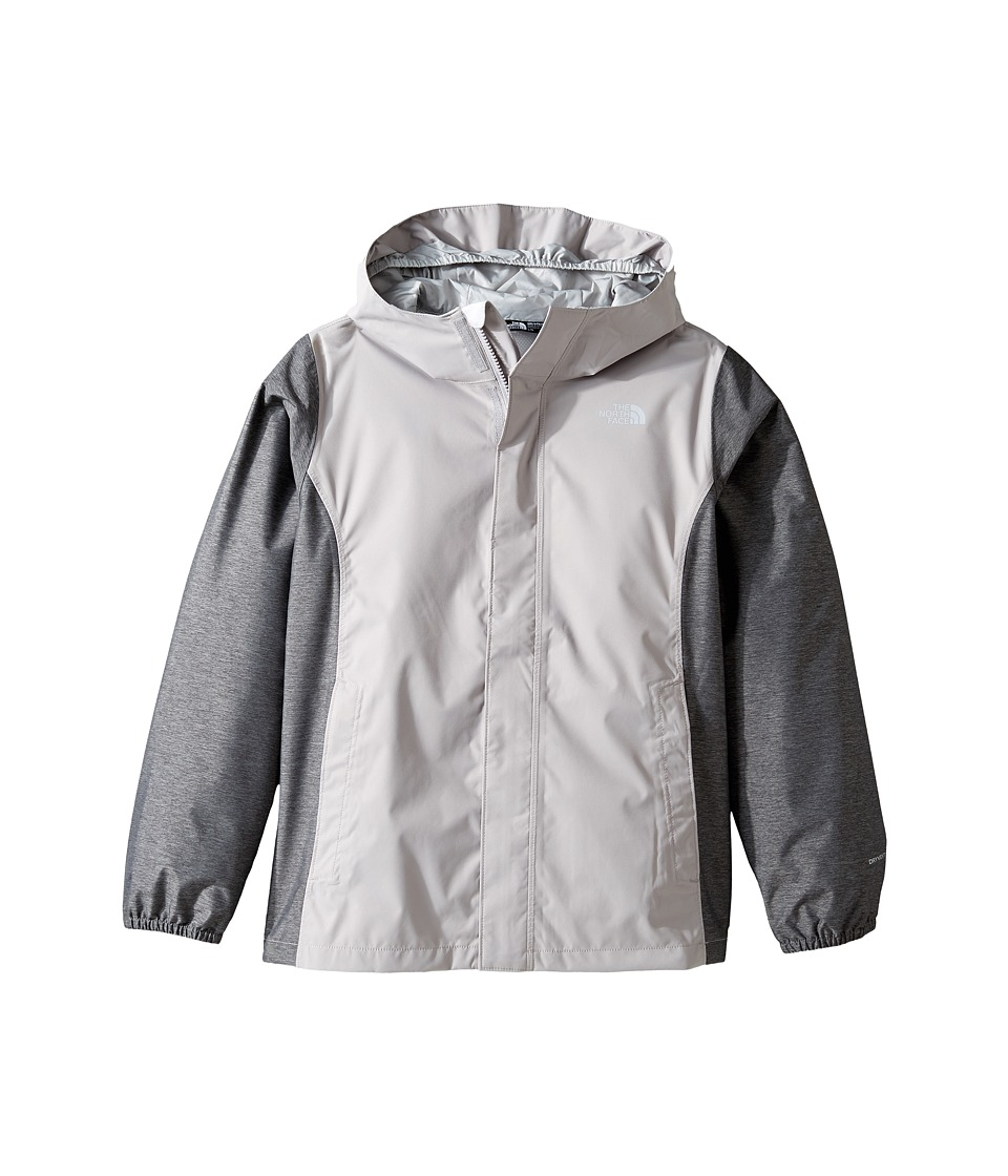 The North Face Kids Resolve Reflective Jacket (Little Kids/Big Kids) (Metallic Silver (Prior Season)) Girl