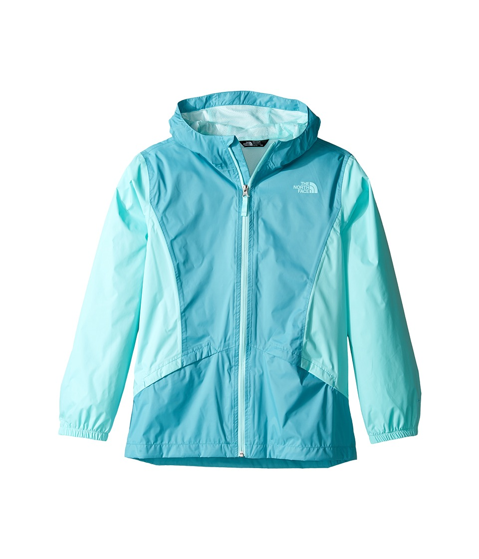 The North Face Kids Zipline Rain Jacket (Little Kids/Big Kids) (Valhalla Blue) Girl