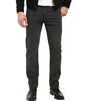 7 For All Mankind - Slimmy Luxe Performance Colored Denim in Black Emerald