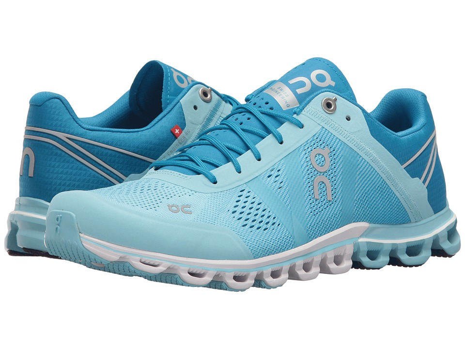On Cloudflow (Blue/Haze) Women's Shoes