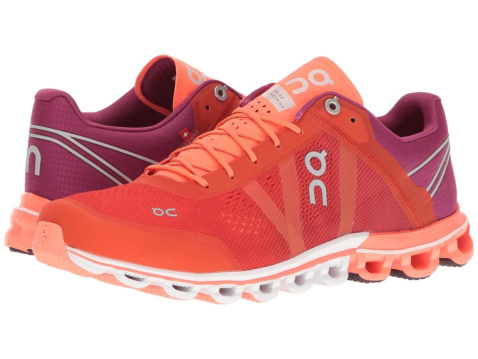 On Cloudflow (Spice/Flash) Women's Shoes