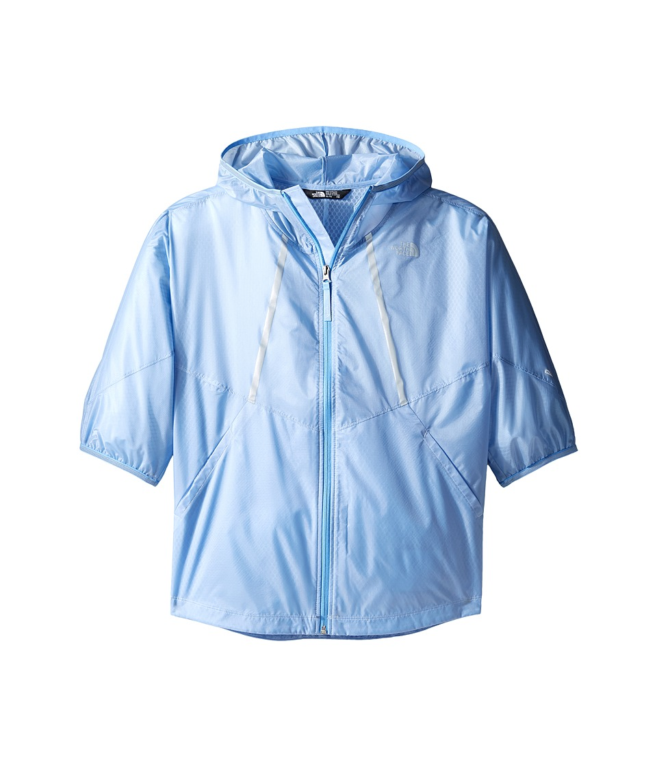 The North Face Kids Flyweight Capelette (Little Kids/Big Kids) (Chambray Blue (Prior Season)) Girl