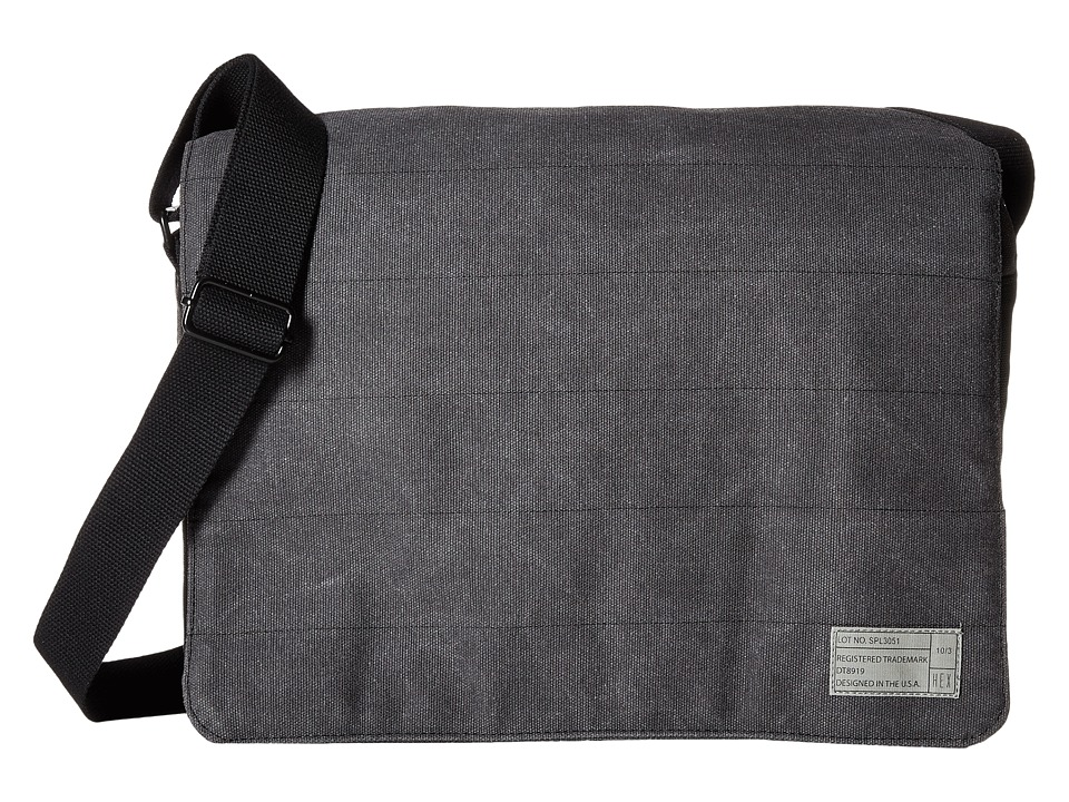 HEX - Messenger (Supply Charcoal) Messenger Bags