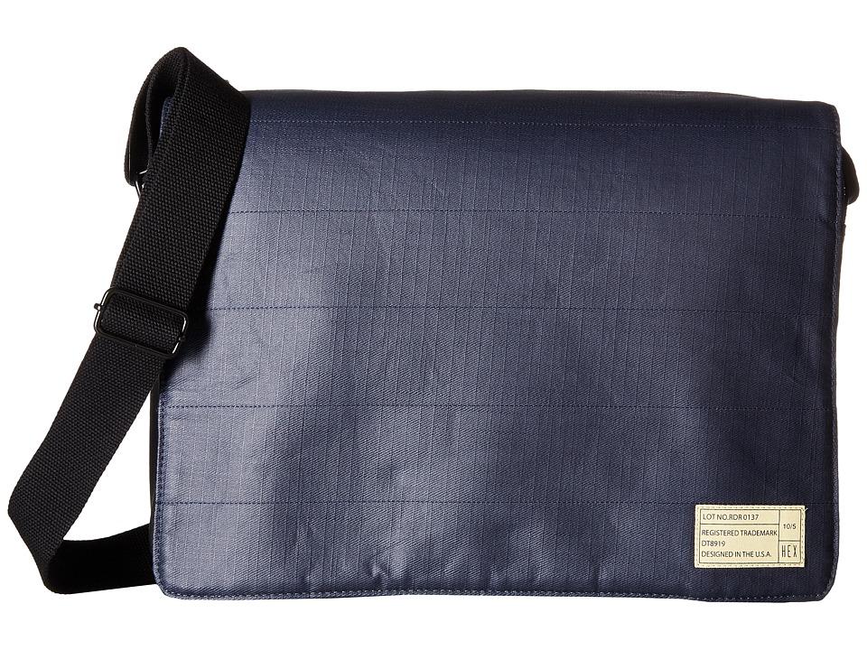 HEX - Messenger (Radar Navy/Ripstop) Messenger Bags