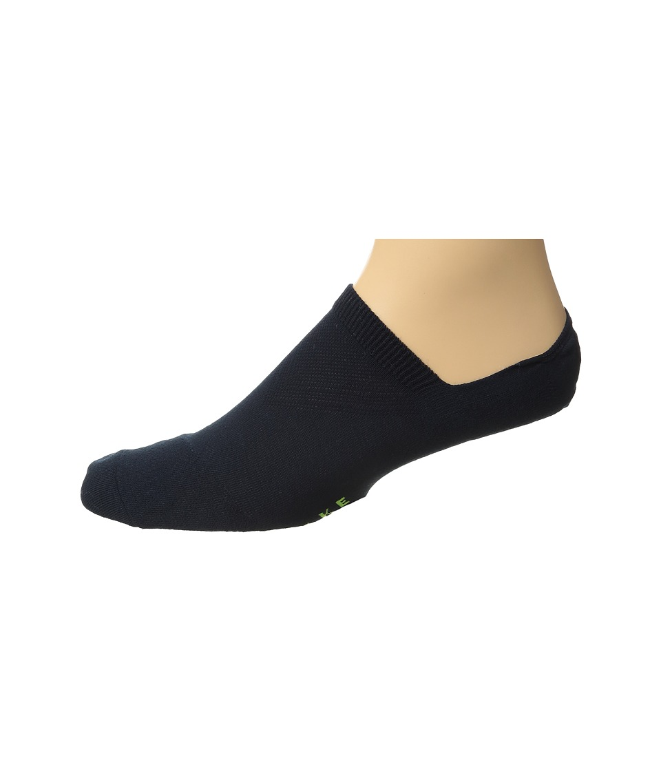 Falke - Cool Kick Invisible Socks (Marine) Mens Low Cut Socks Shoes
