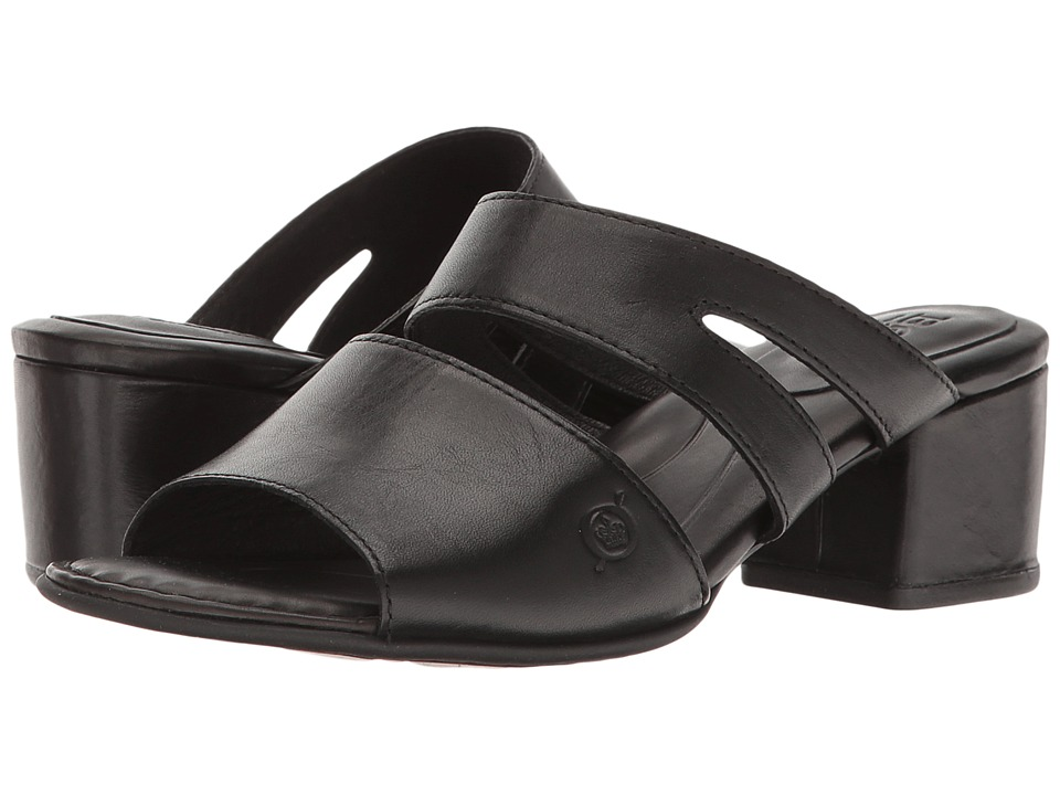 Born Makati (Black Full Grain) Women