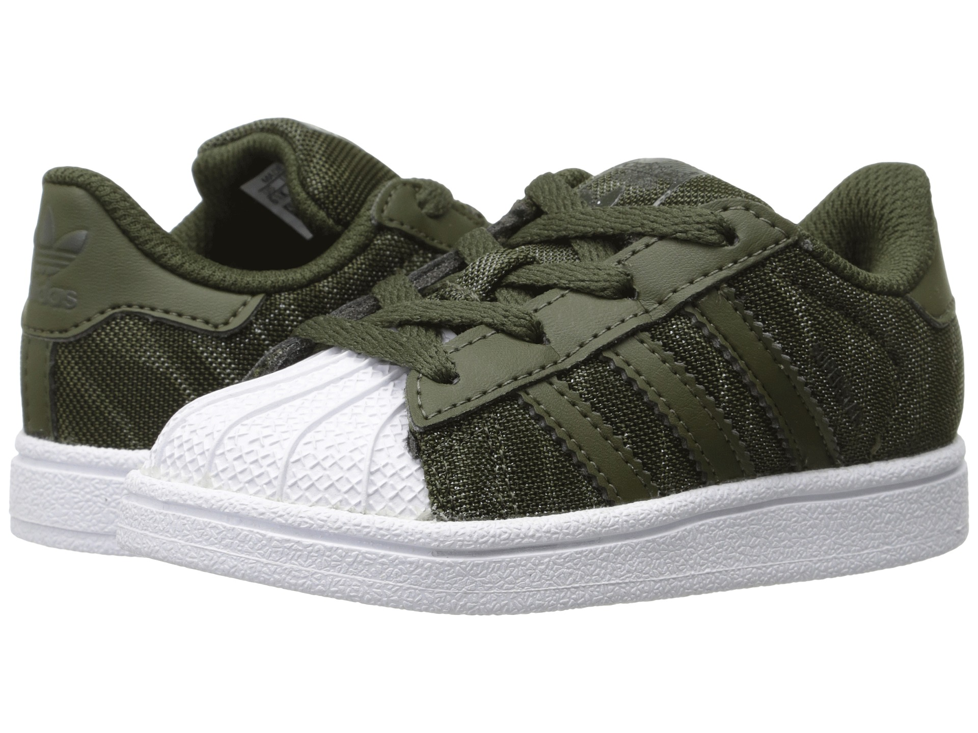 Women's Black Adidas Superstar 2 Trainers schuh Cheap Superstar