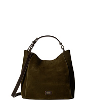 Frances Valentine - Medium June Suede Hobo