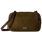 Lucy Suede Crossbody