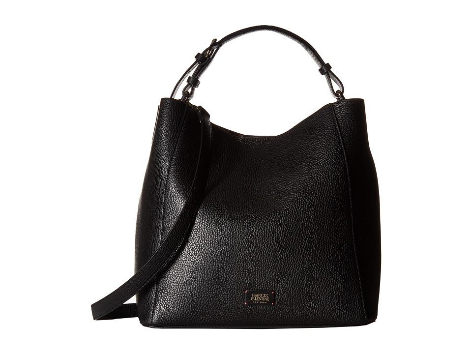 Frances Valentine - Medium June Leather Hobo