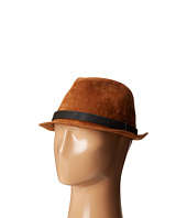 San Diego Hat Company - CTH8052 Faux Suede Fedora Hat