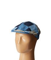 San Diego Hat Company - SDH3010 Patchwork Denim Driver