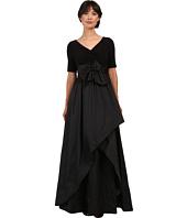 Adrianna Papell - Taffeta Ball Gown