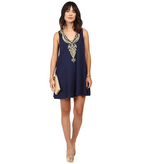 Lilly Pulitzer Owen Dress - True Navy