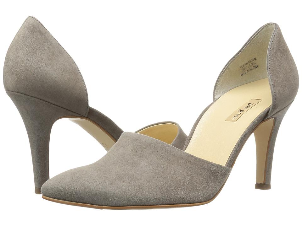 Paul Green Char Heel (Truffel Suede) Women