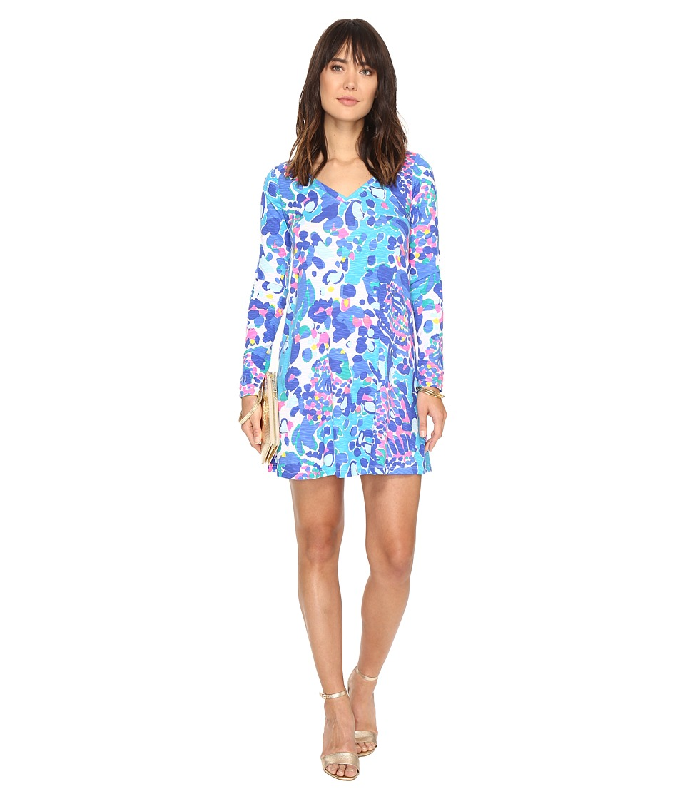 Lilly Pulitzer Paradis Dress (Multi Hit the Spot) Women