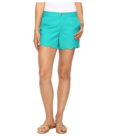 Lilly Pulitzer Buttercup Shorts - Agate Green