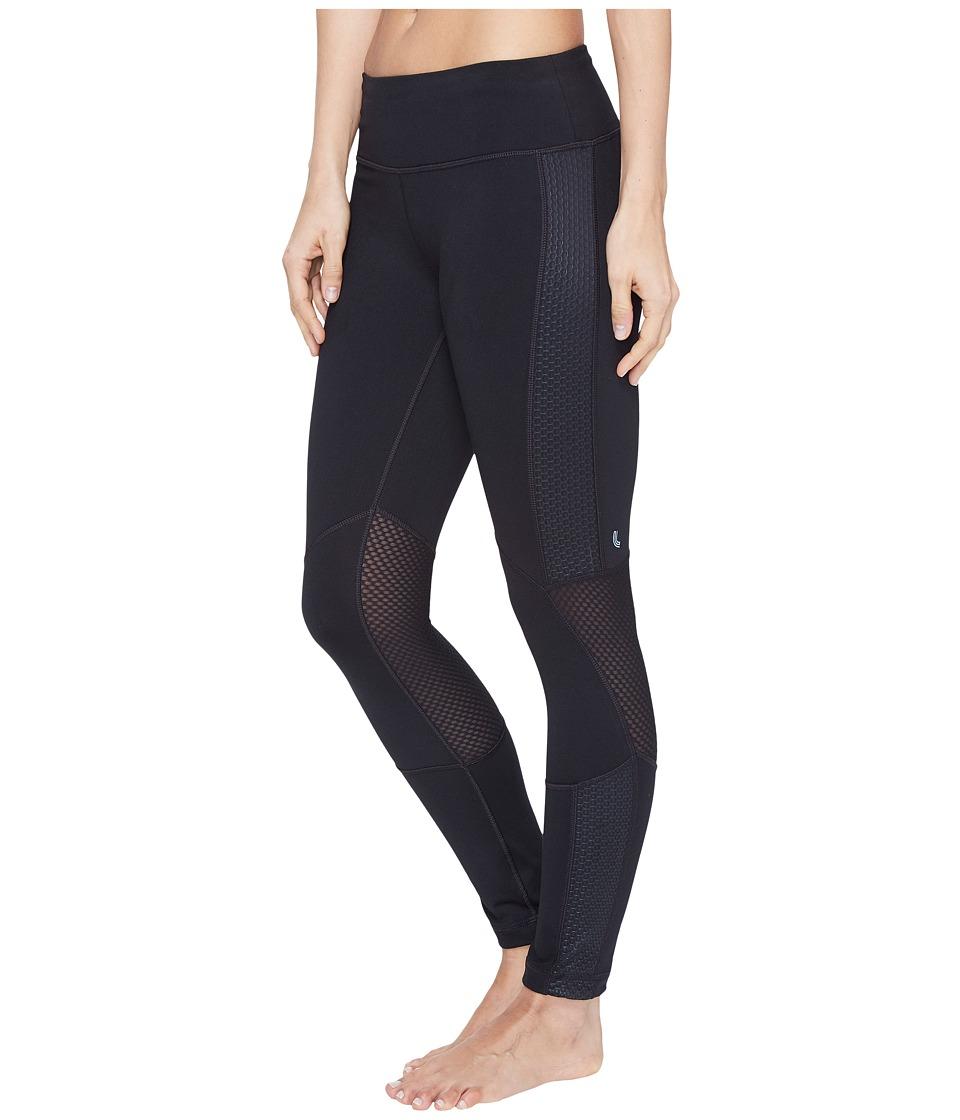 Lole Panna Ankle Leggings (Black) Women's Casual Pants