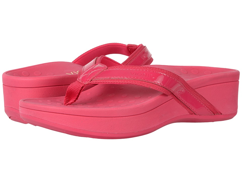 VIONIC High Tide (Pink Action Leather) Women