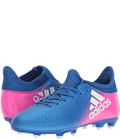 adidas Kids - X 16.3 FG Soccer (Little Kid/Bid Kid)