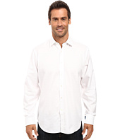BUGATCHI - Alberto - Tonal Check Long Sleeve Woven Shir