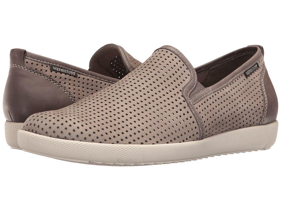 Mephisto - Ulrich (Light Grey Sportbuci/Dark Grey Steve) Mens Shoes