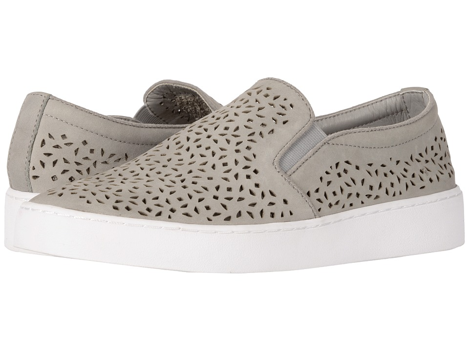 VIONIC Midi Perf (Grey Perfed Nubuck) Slip-On Shoes