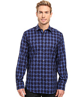 BUGATCHI - Enrico Long Sleeve Woven Shirt