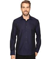 BUGATCHI - Lorenzo Long Sleeve Woven Shirt