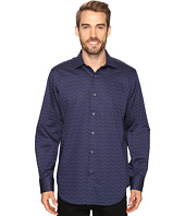 BUGATCHI - Jiovanni Long Sleeve Woven Shirt