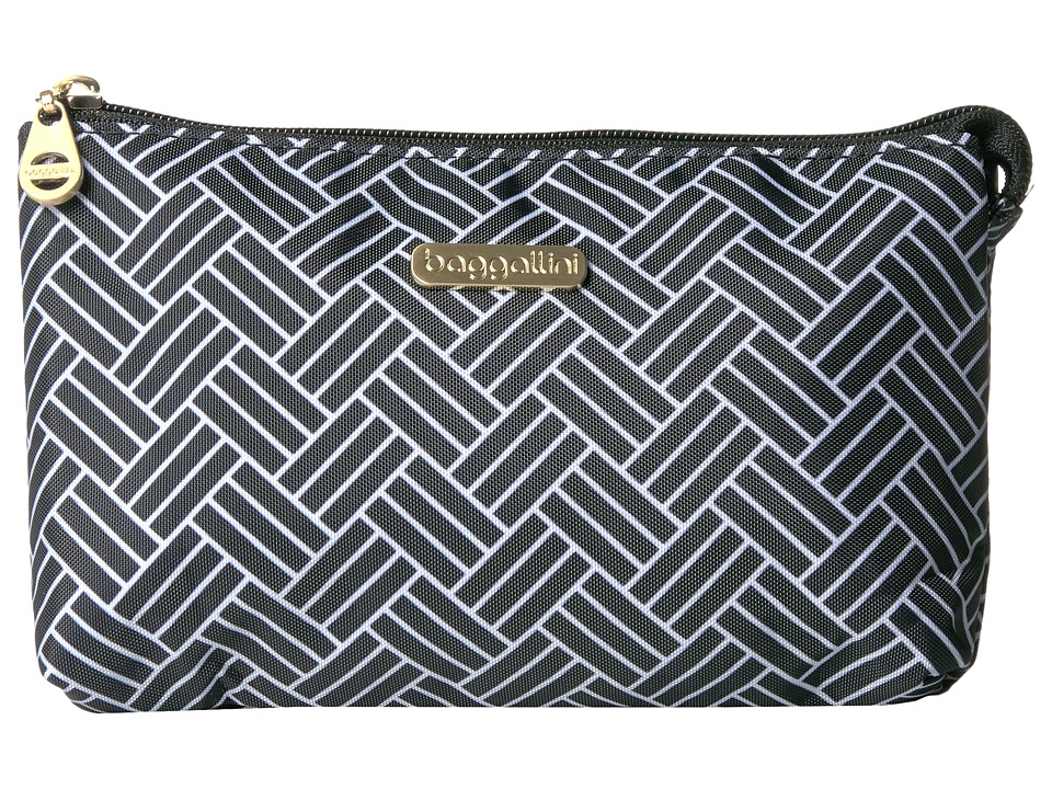 Baggallini - Rome Case (Basket Weave) Cosmetic Case