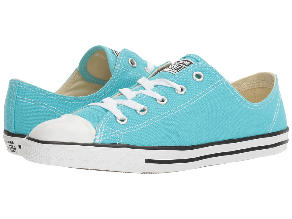 Converse Chuck Taylor All Star Dainty Seasonal Ox (Fresh Cyan) Women