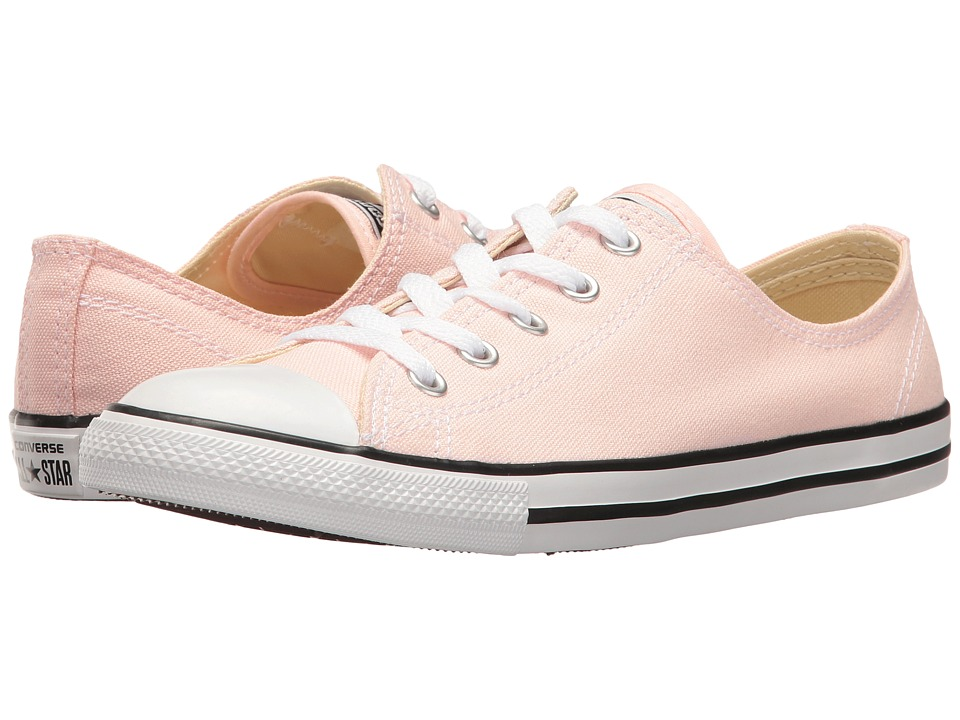 Converse Chuck Taylor All Star Dainty Seasonal Ox (Vapor Pink/Black/White) Women