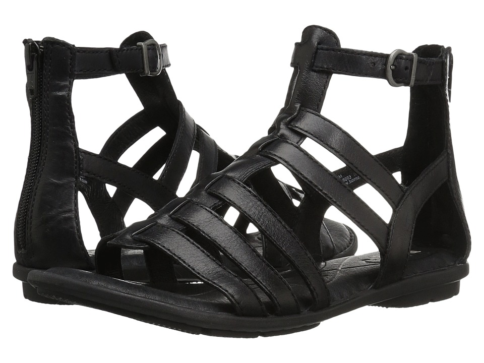 Born - Tripoli (Black Full Grain) Women's Sandals
