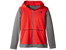 The North Face Kids - Tech Glacier Full Zip Hoodie (Little Kids/Big Kids)