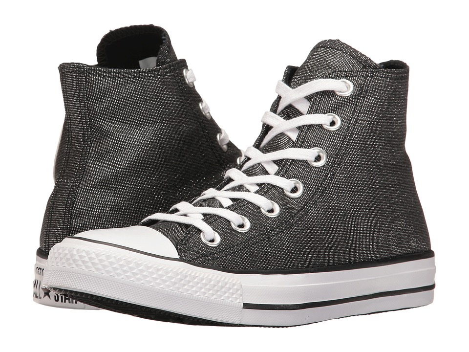 Converse Chuck Taylor All Star Brea Animal Glam Textile Hi (White/Black/White) Women