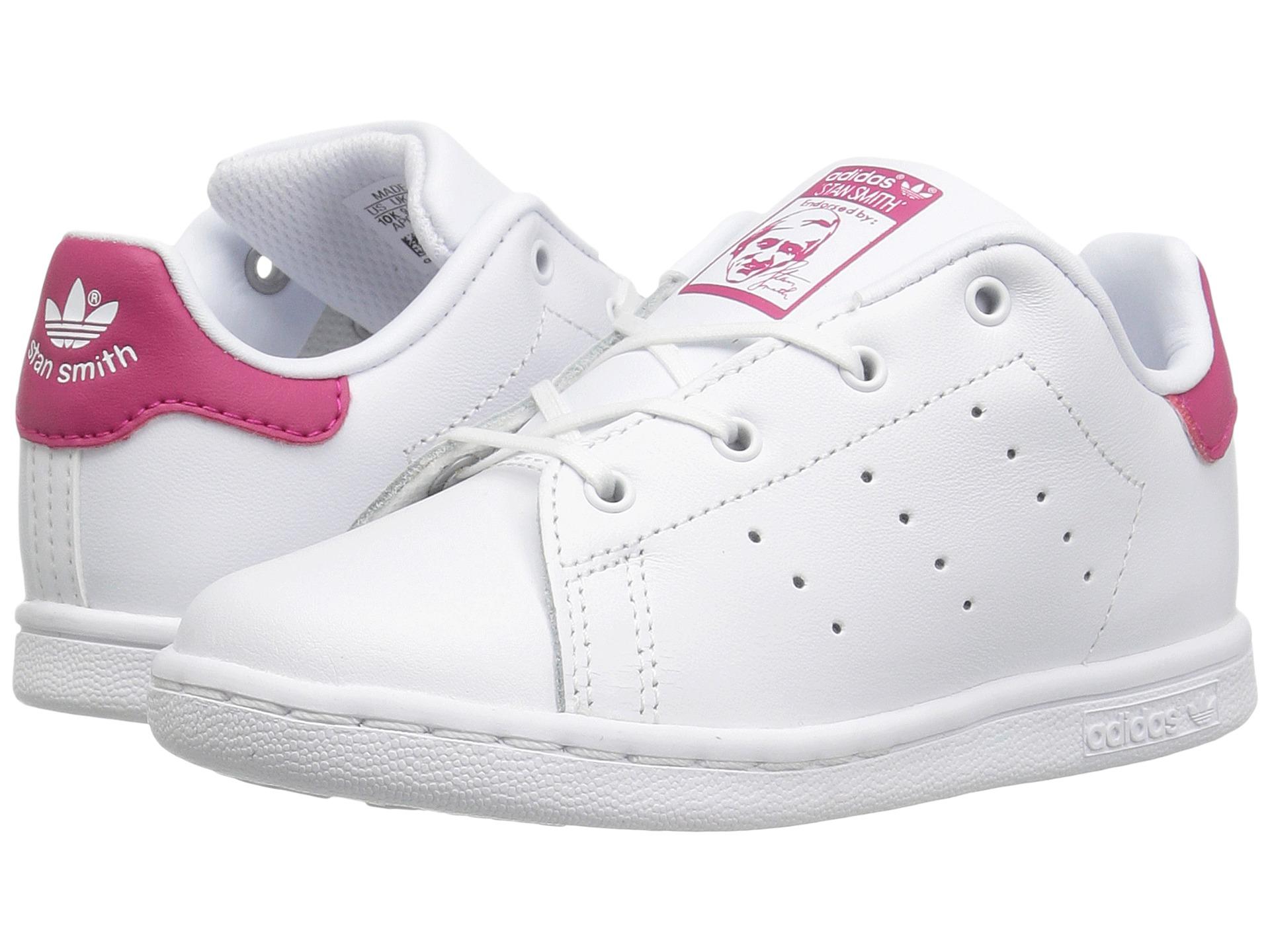 Adidas originals kids stan smith toddler at for Adidas stan smith colori