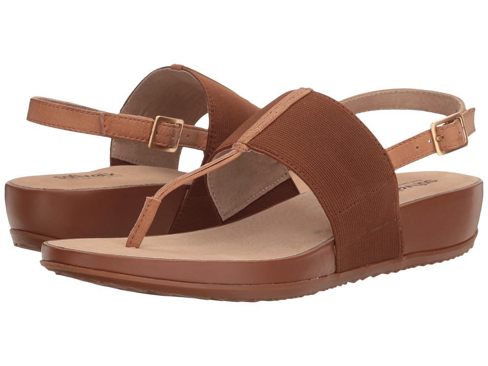 SoftWalk - Daytona (Tan/Natural) Women's Sandals