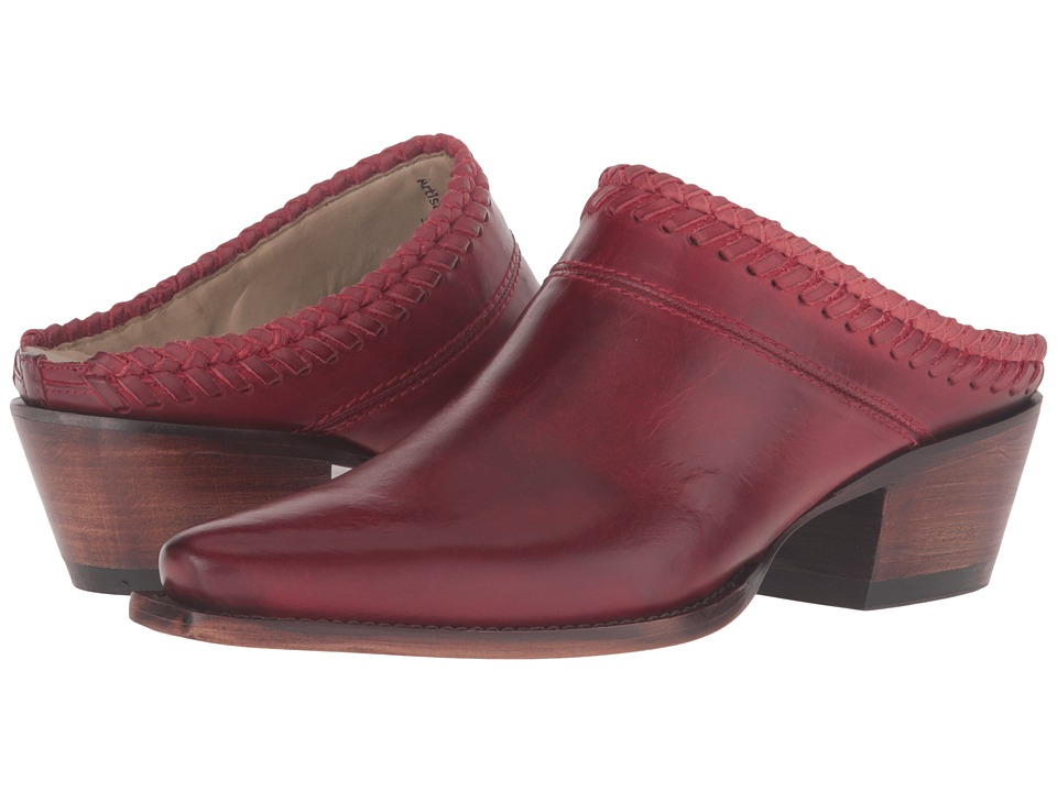Lucchese - Mimi (Red) Cowboy Boots