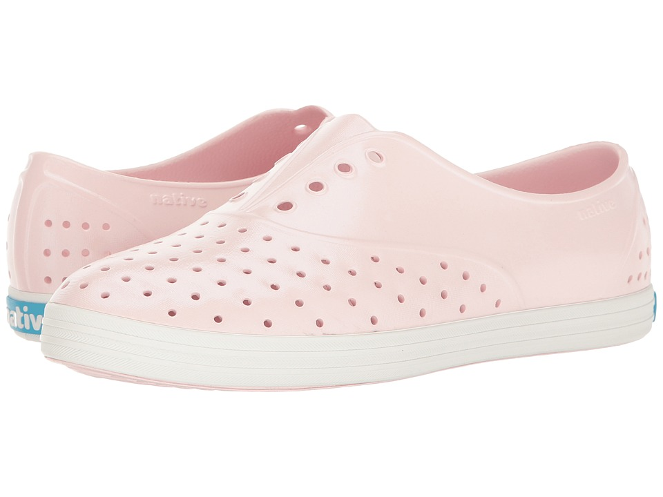 Native Shoes - Jericho (Milk Pink/Shell White/Galaxy) Womens  Shoes