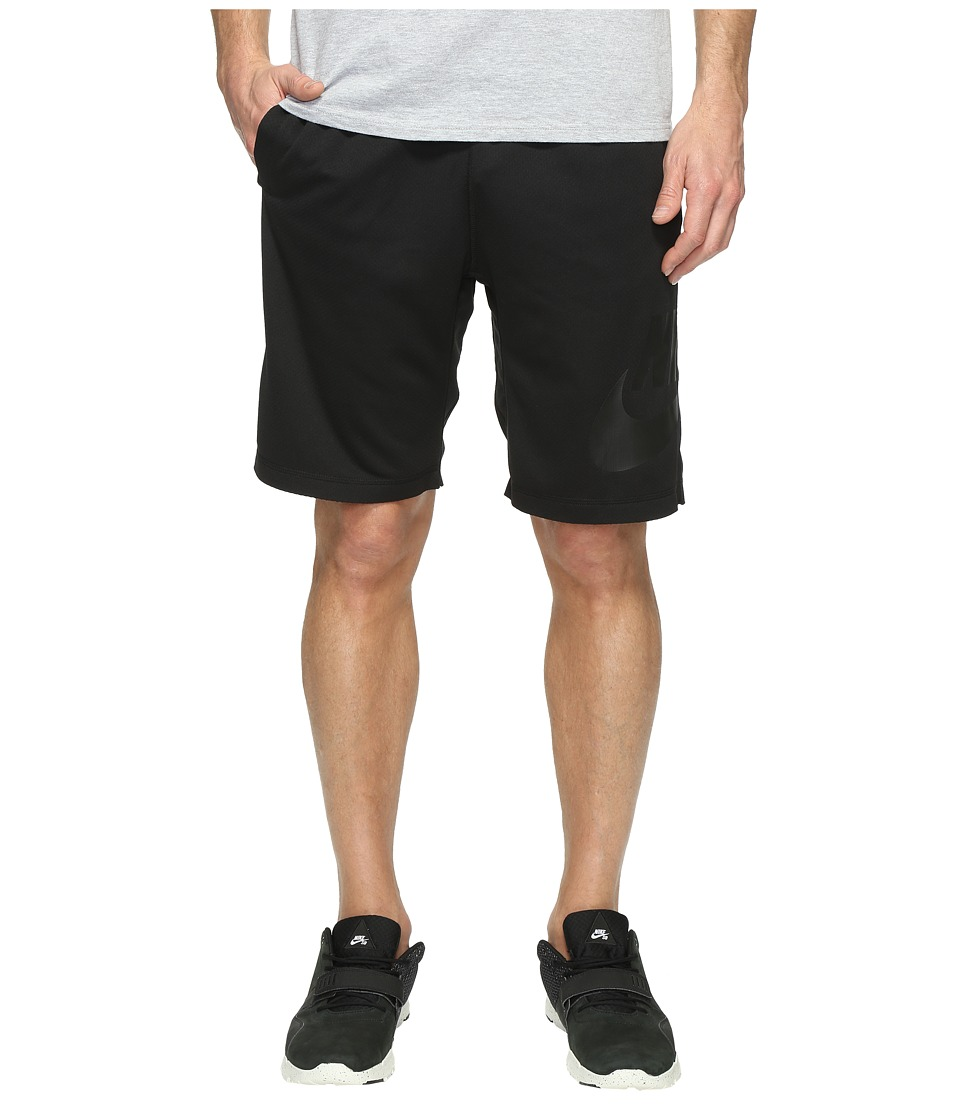 Nike SB SB Dry Sunday Jagmo Shorts (Black/Black) Men