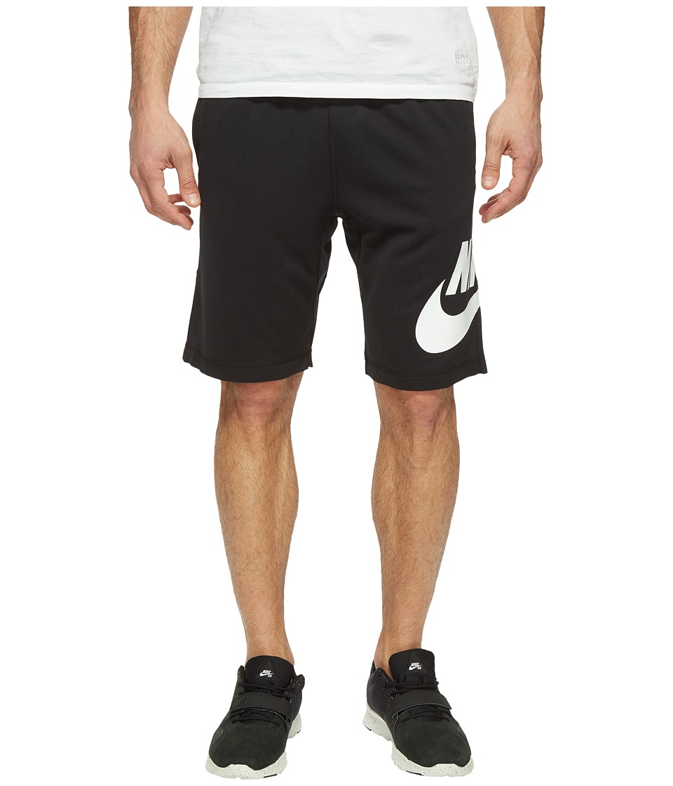 Nike SB SB Dry Sunday Jagmo Shorts (Black/White) Men