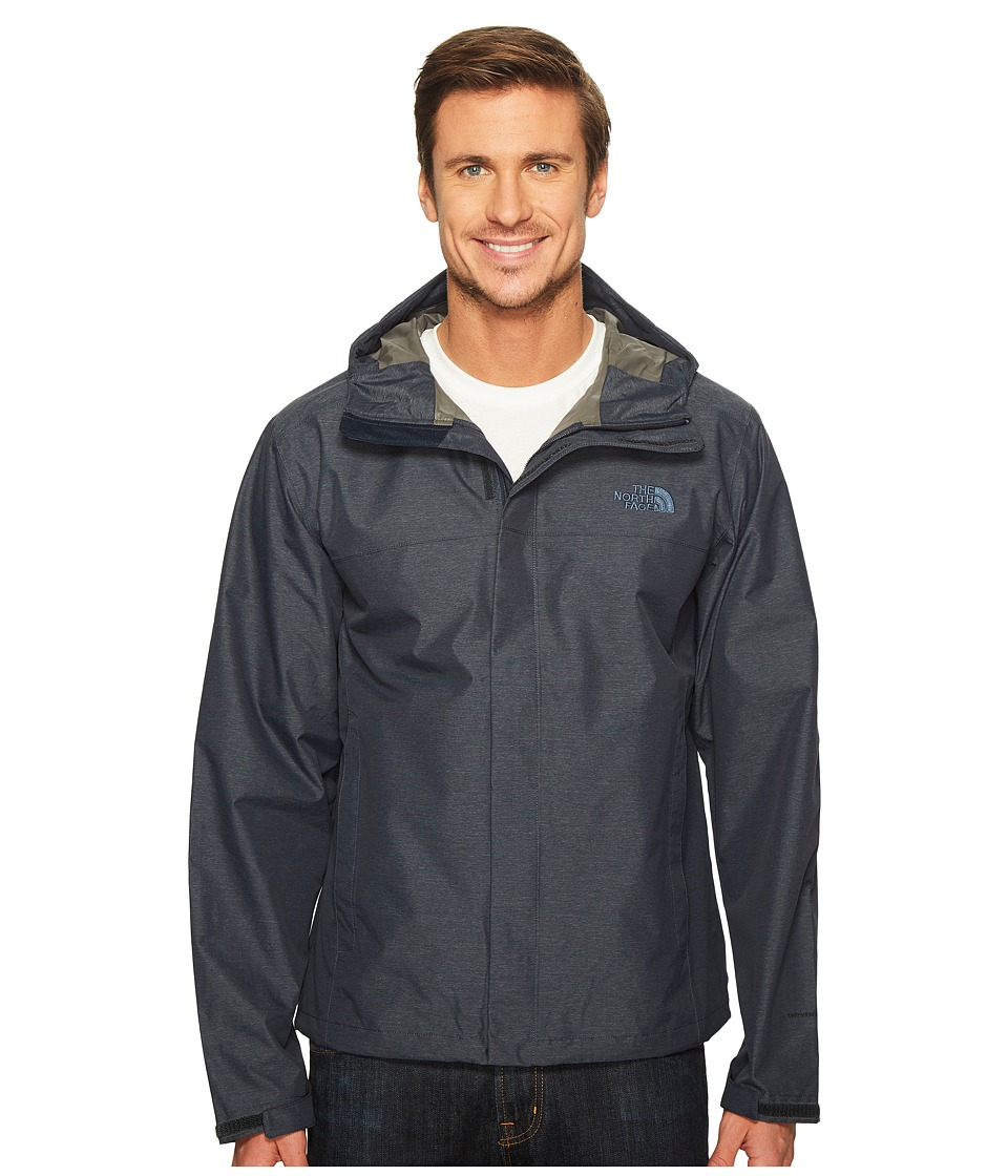 North Face Venture 2 Jacket (Urban Navy Heather/Urban Nav...