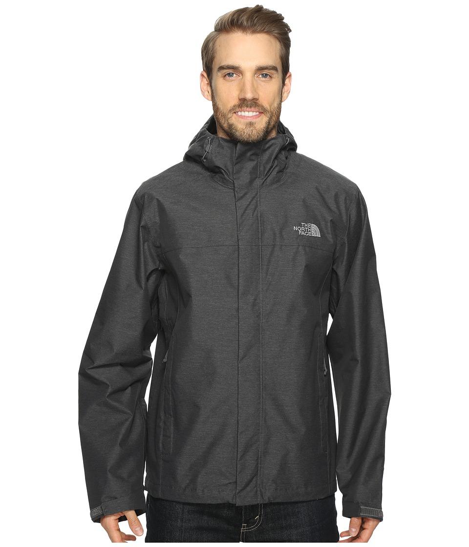 North Face Venture 2 Jacket (TNF Dark Grey Heather/TNF Da...