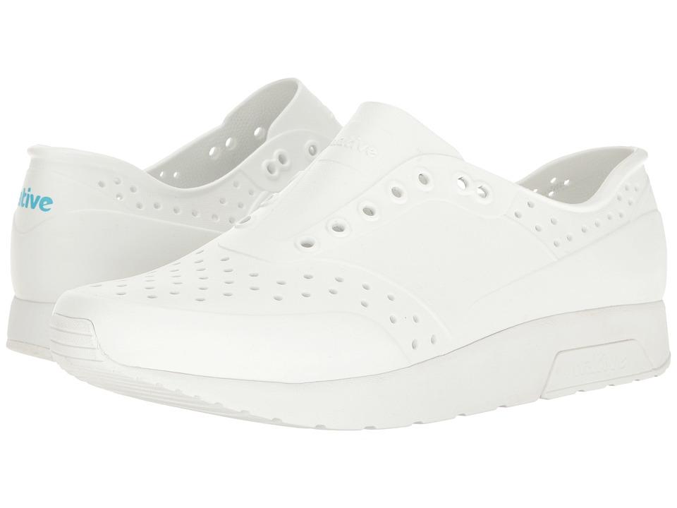 Native Shoes Lennox (Shell White/Shell White) Athletic Shoes